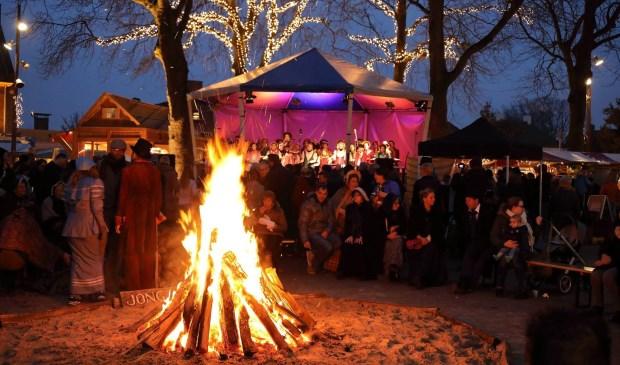 Dickensfestijn Drunen gaat op zaterdag 16 december om 17.00 uur van start met een lampionnenoptocht.