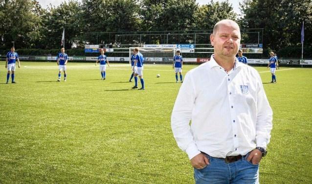 Henk van Zoeren is blij met de winterstop.