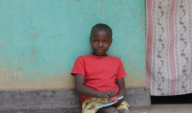 Chartine uit Rwanda. (foto: Liliane Fonds)