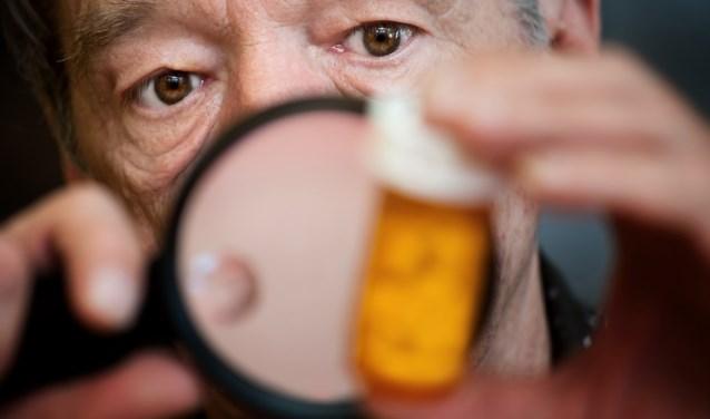 ?Bijsluiters en voedingsetiketten voor veel Nederlanders onleesbaar
