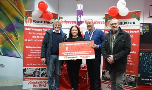 a4fa611d2ee MediaMarkt doet duit in het zakje van Voedselbank Haaglanden | De ...