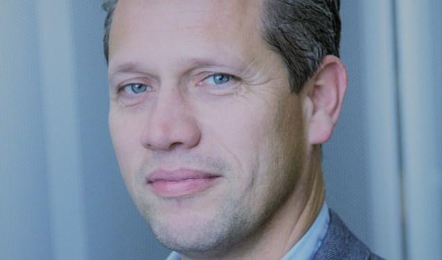 Joost van der Cruijsen is de nieuwe lijsttrekker van Sint Anthonis NU (foto: Sint Anthonis NU).