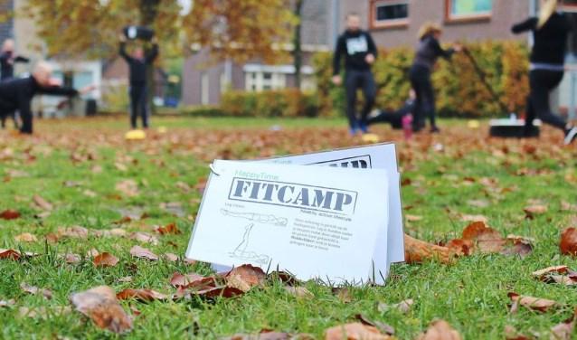 Neem deel aan de MEGA-fitcamp 2.0 op voetbalterrein van RKVVO in Veldhoven. FOTO: Fitcampveldhoven.