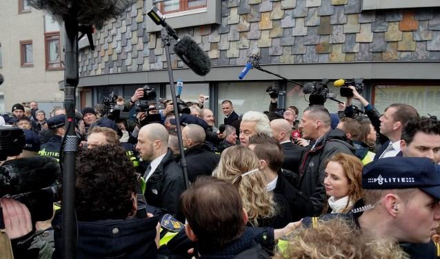 Nr. 1: 6.228 views / Wilders bezoekt Spijkenisse (18-02-2017)