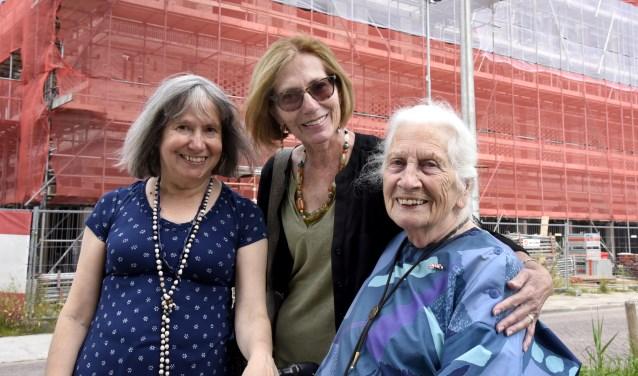 Peggy en Geri Vroman zien Inez Meter nog altijd als dierbaar lid van de familie. Foto: Marianka Peters