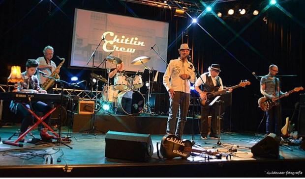 Chitlin Crew speelde het Plug In Café in PoGo amper twee maanden geleden plat. Eigen foto