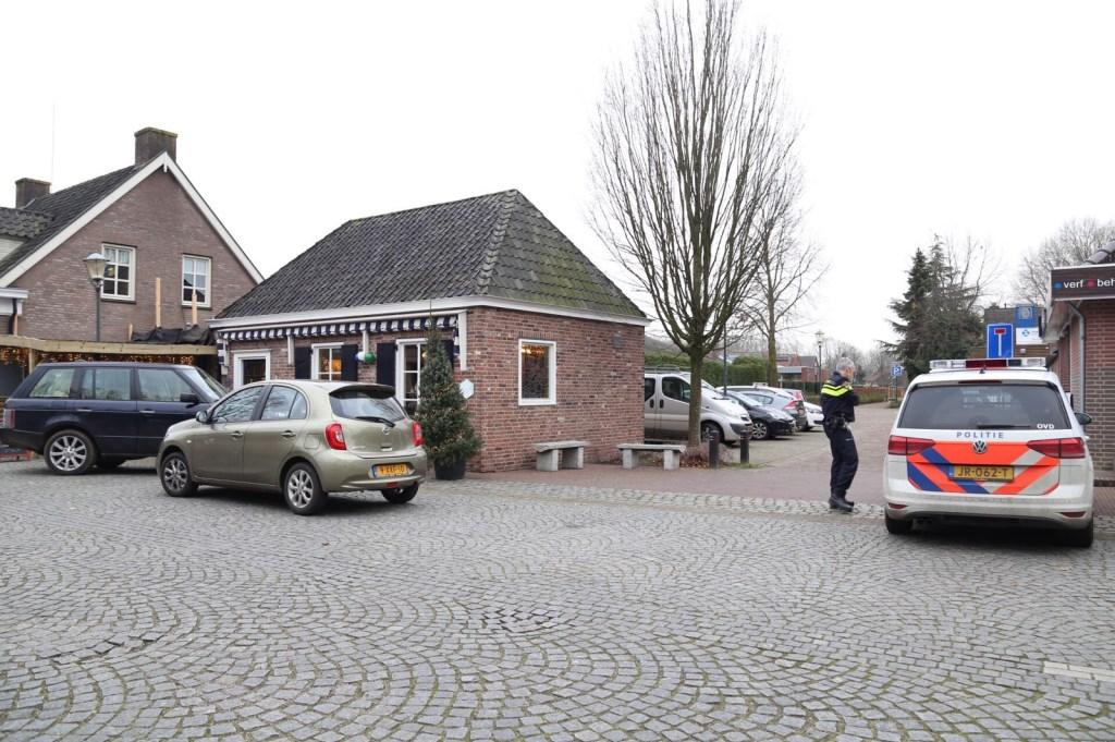 De Lepelstraat in Sint Anthonis. (foto: Marco van den Broek)