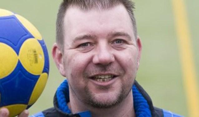 Patrick Hage keert komende zomer terug op het oude nest. Hij verruilt DOS-WK voor Rigtersbleek/Cottus, de club waar hij jaren speelde. Archieffoto: Robert Hoetink