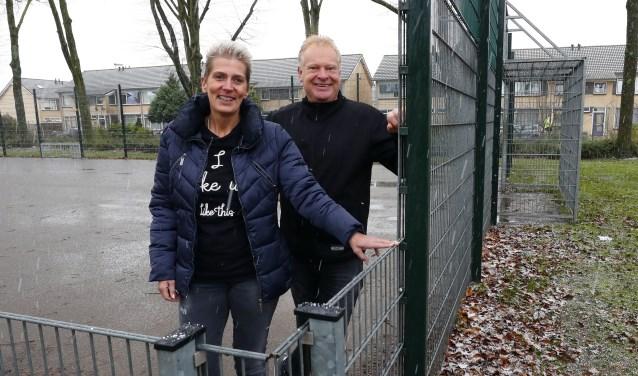 """Wendy van den Braak en Henry van der Made: """"Als je ziet wat je ervoor terugkrijgt, dan is het je tijd en energie meer dan waard."""" Foto: Bert Jansen"""
