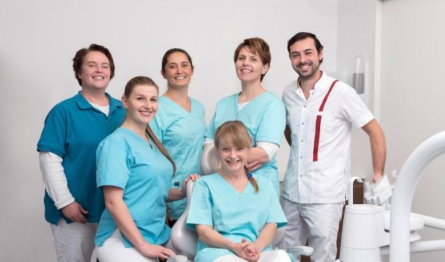 Het team van Mondzorg Tridenzo