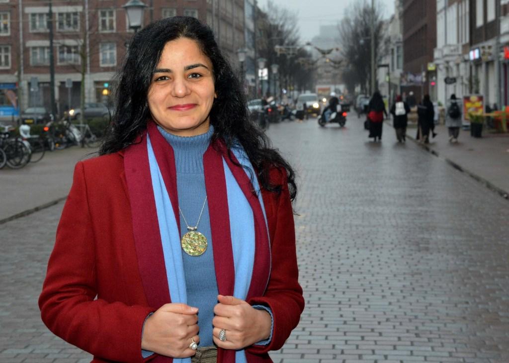Hala voelt zich steeds meer thuis in Den Haag/ Foto: Jos van Leeuwen