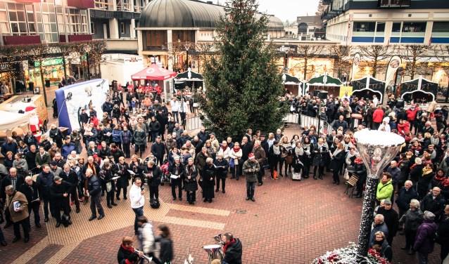 De derde editie van het Kerstkorenfestival in het centrum van Almelo vindt plaats op zaterdag 23 december.