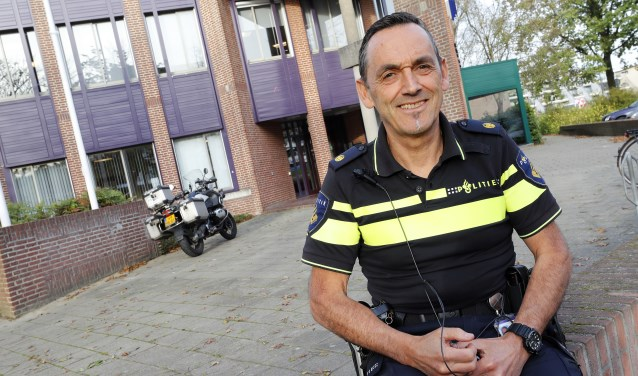 Jan van Poppel: 'Ik kom op veel plaatsen en ken bijna alle knelpunten.' FOTO: Bert Jansen.