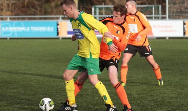 Rijnmond Hoogvliet Sport rekende in het laatste duel van dit jaar afgelopen zaterdag af met het laaggeklasseerde Rockanje, het werd 2-6 in de badplaats.