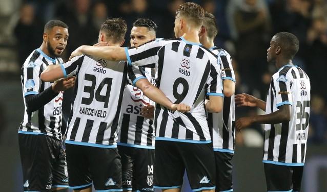 Heracles Almelo wacht dit jaar nog een mooie wedstrijden zoals in Rotterdam tegen Feyenoord.