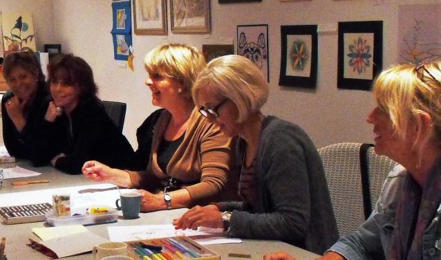 Schrijf vanuit je hart tijdens de schrijfworkshop in Twello. (foto pr)