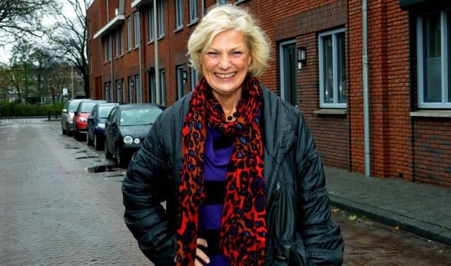 Hanneke was op haar twaalfde voor het eerst in Den Haag/ Foto: Jos van Leeuwen.