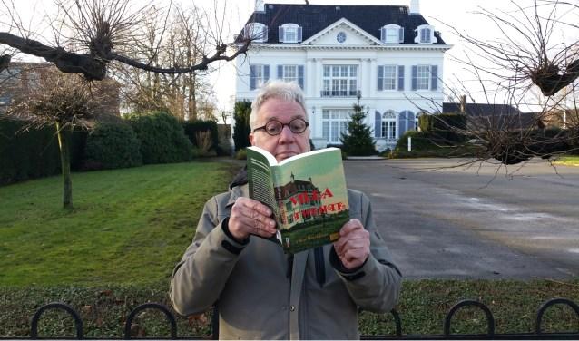 Schrijver Claus Brockhaus heeft met Villa Twente een historische familieroman geschreven over vier generaties van de familie Scholte.