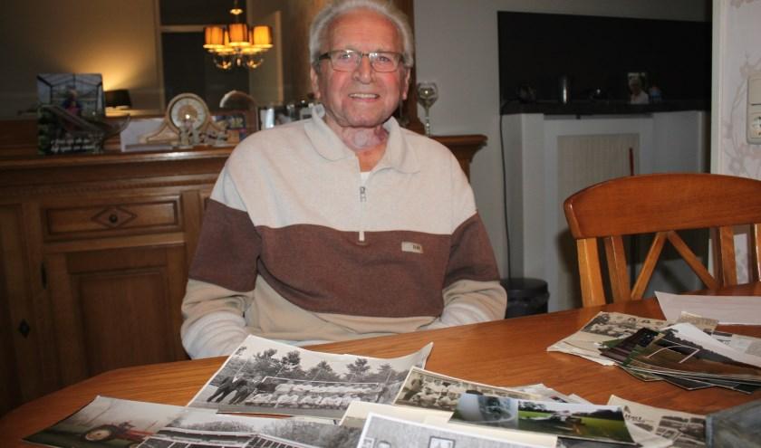 Cor Joling: mooie herinneringen aan 65- jaar CVV Zwervers.