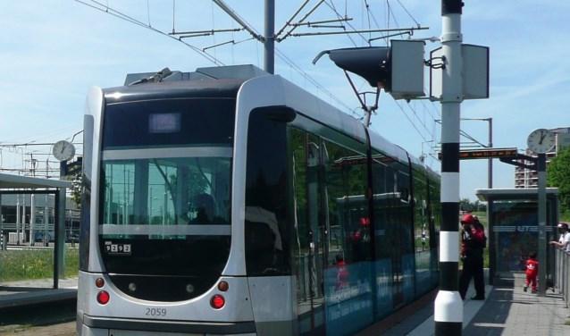 College wil geen tramlijn door Ridderkerk (foto GvS)