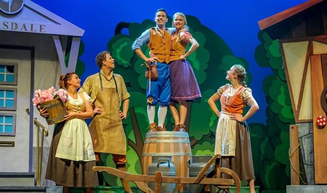Op woensdag 3 januari is de familievoorstelling Hans & Grietje te zien in het Beatrix Theater in Utrecht.