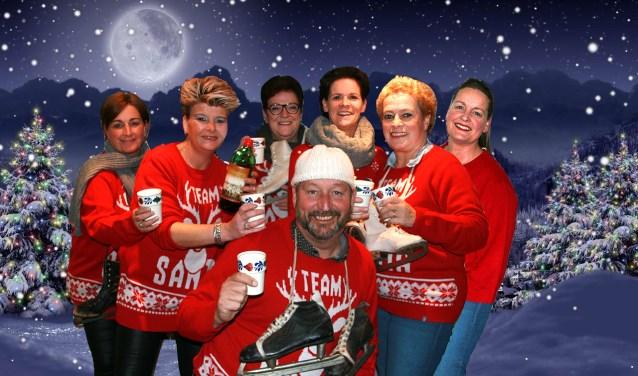 Het Dungens Kerstfeestje zet zich dit jaar in om geld in te zamelen voor de lokale Voedselbank, zij zitten nog om een vrieskist verlegen.