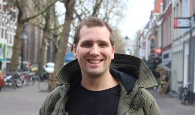 Delftenaar Ruud Poot mag voor zijn werk in exclusieve auto's rijden.
