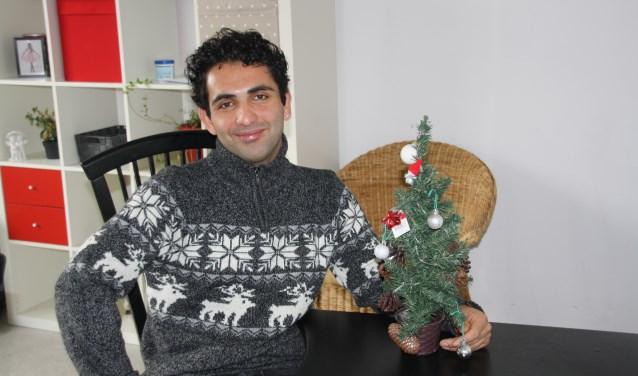 Lucas Hanen vluchtte samen met zijn oudere broer uit Syrie en werd opgevangen in Zeist. Nu woont hij in Bilthoven.