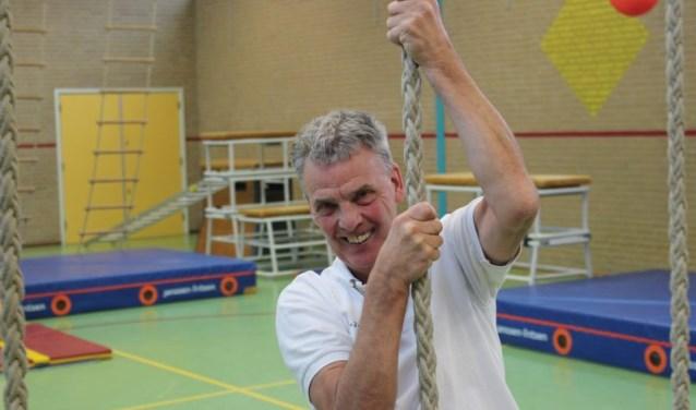 Gymleraar Cees is Delftenaar van de week.
