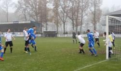SV Capelle heeft zaterdag met 4-2 gewonnen van VV Sleeuwijk. Foto: MW fotografie