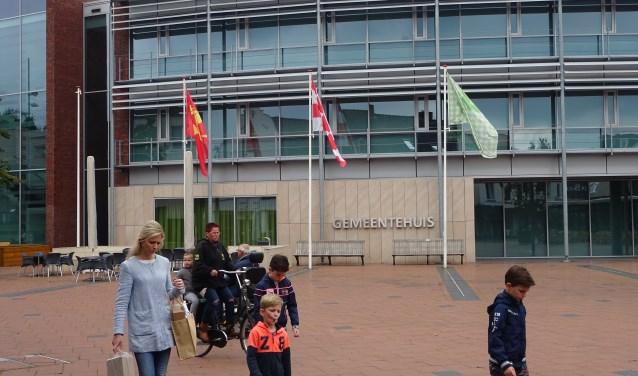 Is het gemeentehuis van Boxmeer straks overbodig na de megafusie?