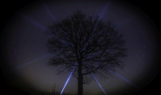 Eén van de winnende foto's van de vorige fotowedstrijd, gemaakt door Leonie Jansen uit Gendringen.