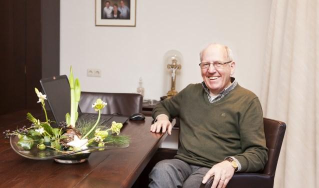 Carel van Genugten heeft vertrouwen in het Land van Cuijk. (foto: eigen foto)