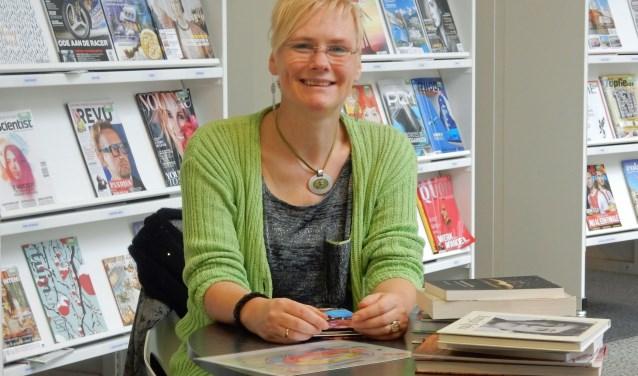 De cursus van redacteur Daniëla Postma begint dinsdagavond 16 januari 2018 in IDEA Bibliotheek. FOTO: Asta Diepen Stöpler