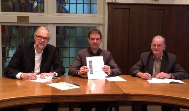 De gemeente Boxtel, Woonstichting St. Joseph en de Huurdersbelangenvereniging tekenden onlangs de prestatieafspraken 2018.
