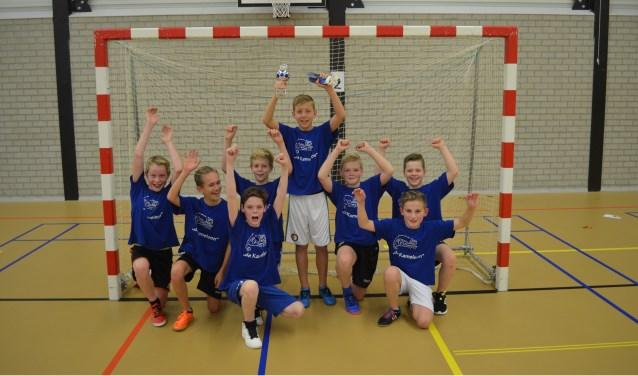 Het winnende team Kameleon 3