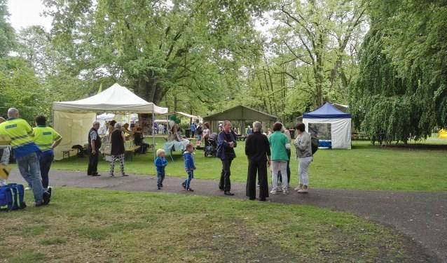 Het Parkfestijn heeft grote bekendheid gegeven aan het Wandelpark. Foto: IngerMarlies Leeuwenburgh