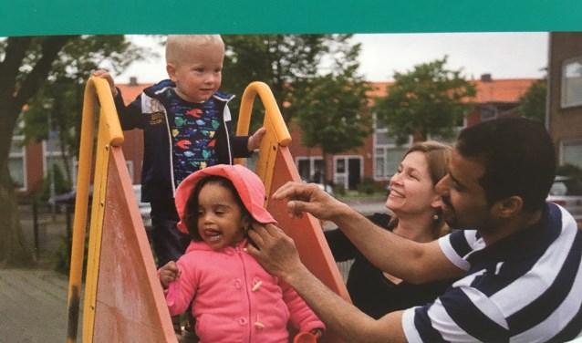Home-Start zoekt maatje voor een gezin. (Foto: PR)