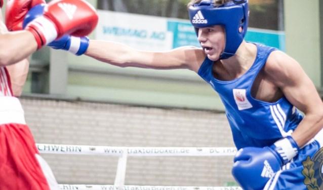 De jonge Roosendaalse bokser Cas van Peer heeft net als alle genoemde sporters grootse plannen voor het komende jaar 2018