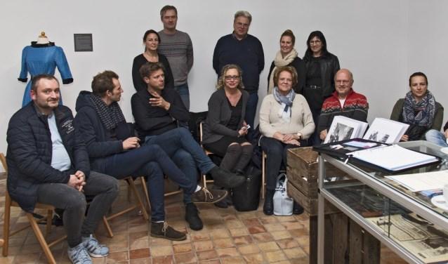 Samen met andere enthousiaste Almeloërs gelooft Wiebe Blaauw in mooie kansen voor speciaalzaken in Almelo