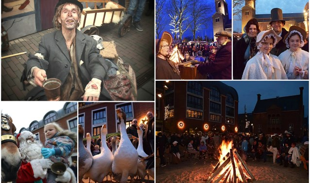 Drunen is de nummer 1 Kerstmarkt volgens de Zoover top 5 'Charles Dickens kerstmarkten van Nederland'! Dit is niet in de laatste plaats te danken aan de inzet van de vele acteurs en figuranten van alle leeftijden.