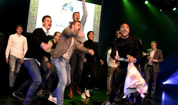 Jodan Boys werd Sportploeg van het  Jaar 2016. Zal ONA dit jaar de prijs opeisen? Foto: Marianka Peters