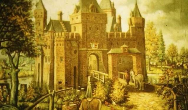 Kasteel De Waerdenborch.