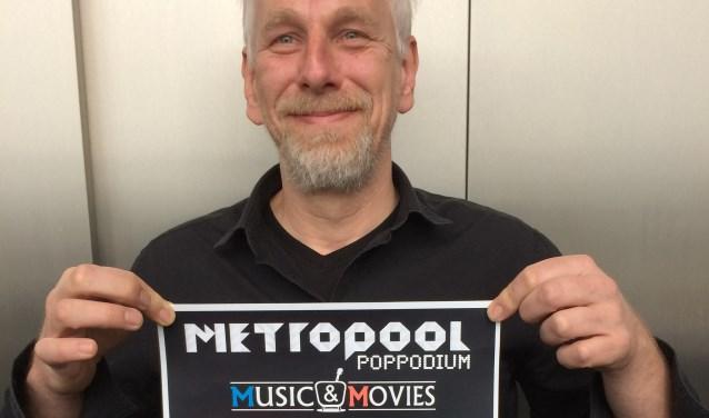 Adri Karsenberg van Metropool is een fan van Frank Zappa.