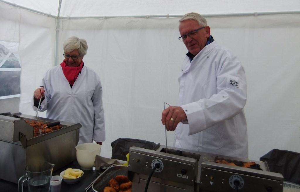 De bakkers van vorig jaar. (Foto: P. de Jong)