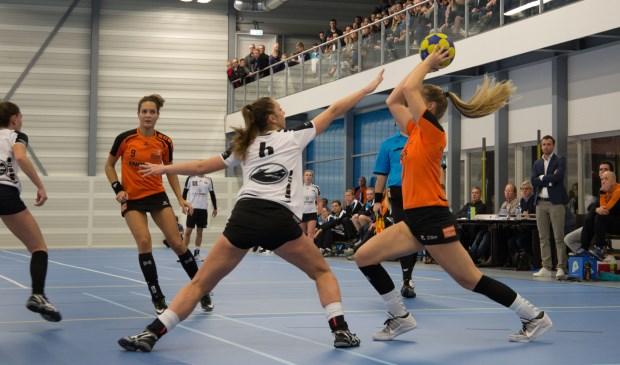 Met 16-18 klopte GKV Enomics de naaste belager, waardoor het nu samen met SDO/Blijwerkt uit Kamerik de ranglijst aanvoert. Foto: Wim den Besten