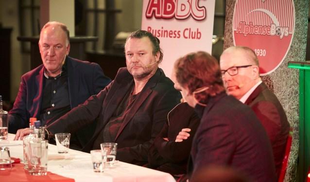 Het bestuur van de businessclub ABBC organiseerde de avond.