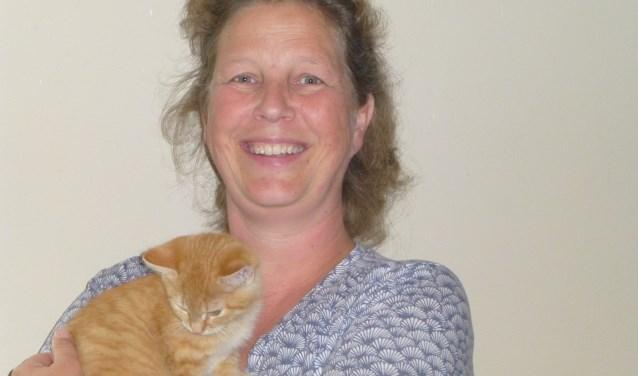 De liefde voor de natuur en kinderen loopt als een rode draad door het leven van Jeanet Moorman, 49 jaar.