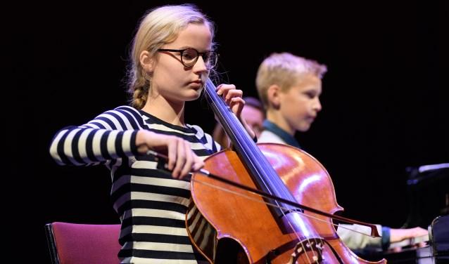 Annelinde Marck mag volgend jaar op het open podium Bachfestival musiceren (Foto: PR)
