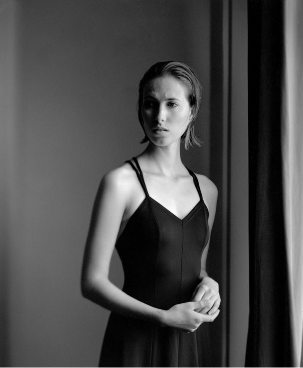 Paul van Bueren maakt portretten met daarin ruimte voor menselijke emoties.